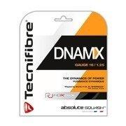 Naciąg Tecnifibre DNAMX squash 9.7m czarny