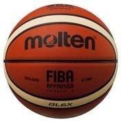 BGL6X Piłka do koszykówki Molten FIBA