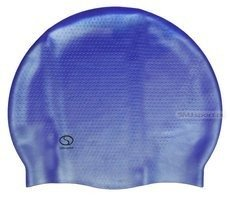 Czepek basenowy SMJ Masaż 304 fioletowy