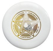 FRISBEE X-COM UJ145 MAGIC STAR WHITE