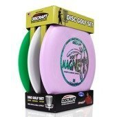 Frisbee Discraft Disc Golf Set Beginner DSSB 1