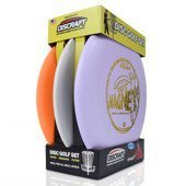 Frisbee Discraft Disc Golf Set Beginner DSSB 4