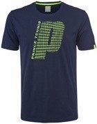 Koszulka dziecięca Prince P Graphic Crew T-shirt 3B060038 Navy