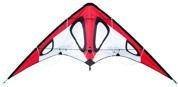 Latawiec SMJ Sport RED FLY 180 x 80 cm