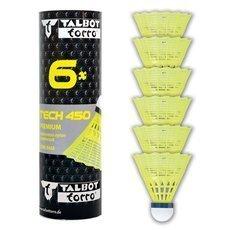 Lotki do badmintona Talbot Torro Tech 350 6szt.