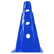 Pachołek VCM-9S1WH B 23cm niebieski