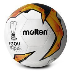 Piłka do piłki nożnej Molten F5U1000-K19 replika