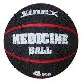 Piłka lekarska rehabilitacyjna VMB-L004 4kg