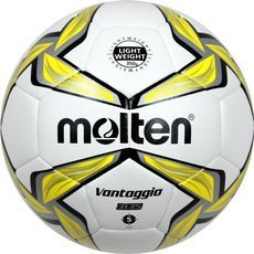 Piłka nożna Molten Vantaggio F5V3135-Y 350g