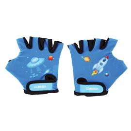 Rękawiczki dziecięce Globber 528-100 XS 2+ Rocket Blue