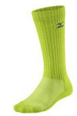 Skarpety Mizuno Volley Socks Long 67XUU71645 limonka