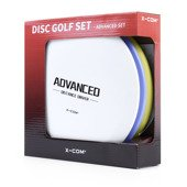 Zestaw Frisbee X-COM Disc Golf Advanced