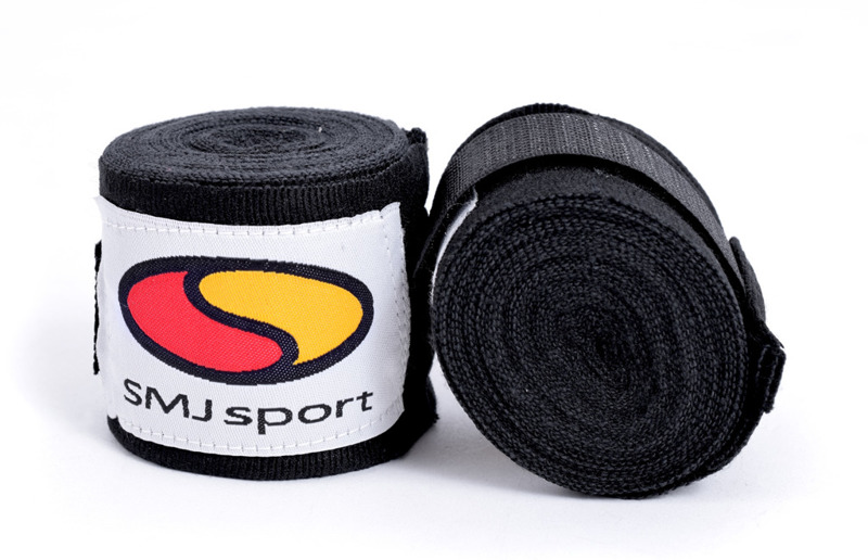Bandaż bokserski taśma bokserska Hawk SMJ Sport 4m