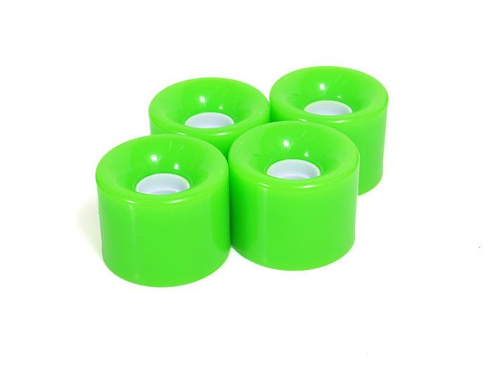 Kółka do fiszki 59x46 mm zielone