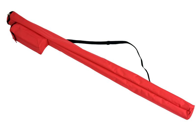 Komplet 4 szt. uchylna chorągiewka narożna + torba CFG -100SWB