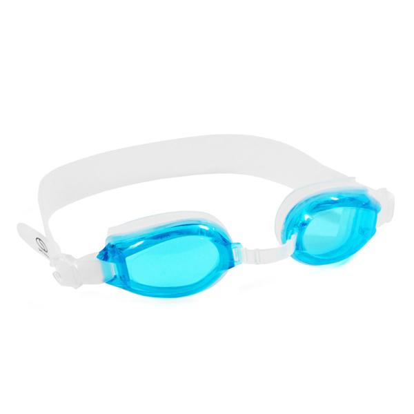 Okularki pływackie SMJ Sport G-300 Jr. aqua-przezroczyste