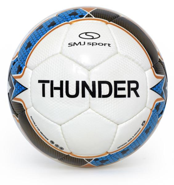 Piłka SMJ sport THUNDER rozmiar 5