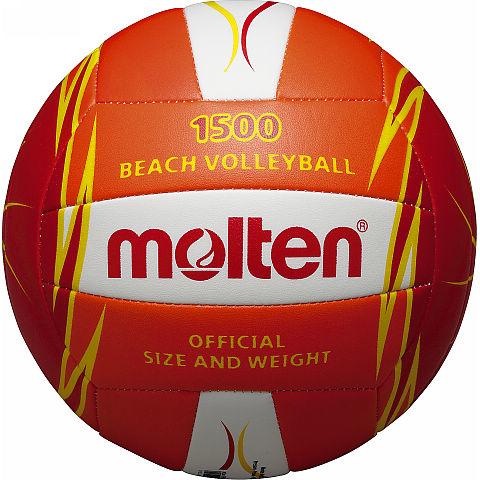 Piłka siatkowa plażowa Molten V5B1500-RO