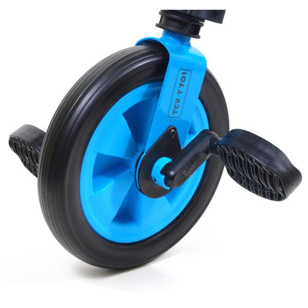 Rowerek 3-kołowy składany TCV-T701 niebieski