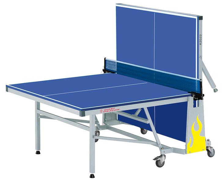 Stół do tenisa stołowego K2022 INDOOR ITTF